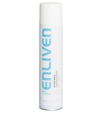 Enliven Pro-V Ultra Hold Hair Spray Hair Styler