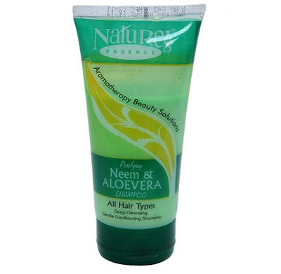 Nature's neem and Aloe Vera Shampoo