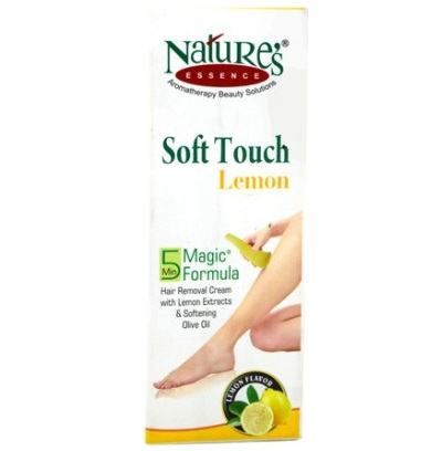 Natures Essence Soft Touch Lemon Hair Removal Cream