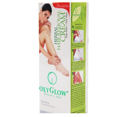 Oxy Herbal Hair Removal Cream