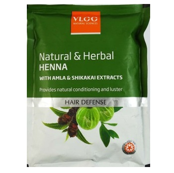Vlcc Natural Sciences Natural & Herbal Henna