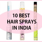 10 Best Hair Sprays in India with Price