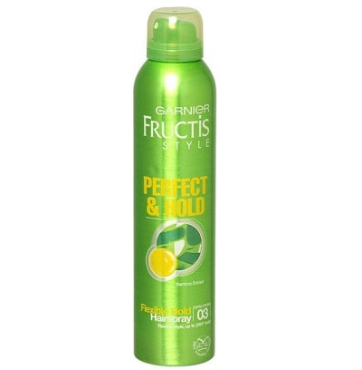 garnier hair spray