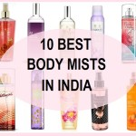 10 Best Body Mists and Body Sprays in India