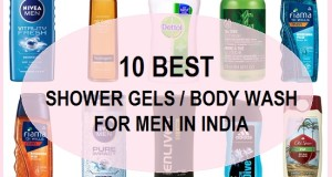 10 best body wash or shower gels for men in india
