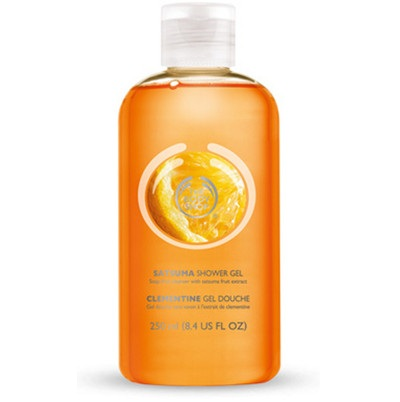 The Body Shop Satsuma Shower Gel