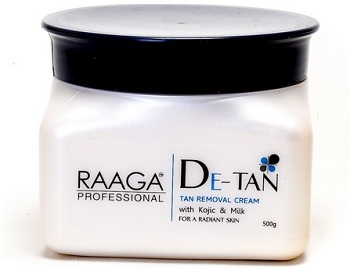 raaga de tan cream