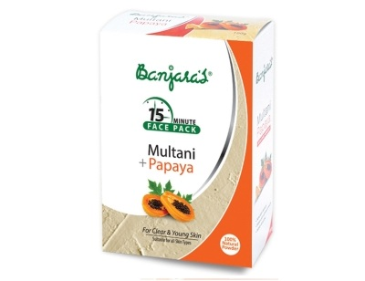 Banjaras Multani With Papaya