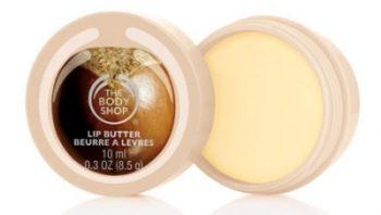 The Body Shop Shea Lip Butter Natural
