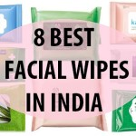 8 Top Best Facial Wipes in India with Price