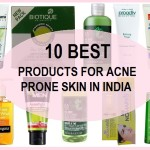 15 Best Skin Care Products for Oily Acne Prone Skin in India 2019