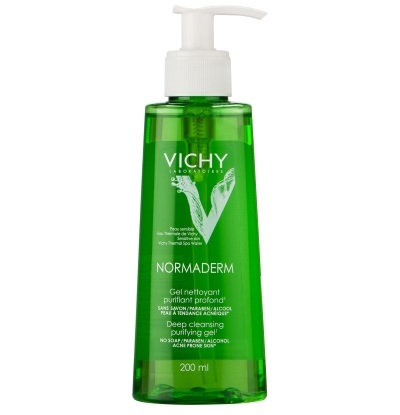 Vichy Normaderm Deep Cleansing Purifying Gel