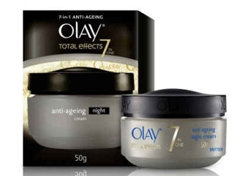 Olay Total Effects 7 In 1 Anti Aging Night Skin Cream