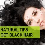 Best Natural Remedies to get black hair at home
