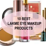 10 Best Lakme Eye Makeup Products in India