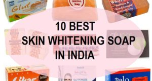 Skin Whitening Soaps for Men and Women in India