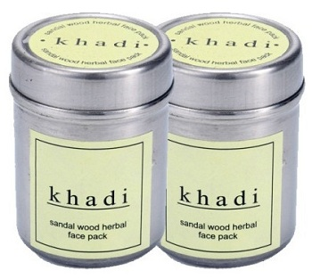 khadi sandalwood face pack