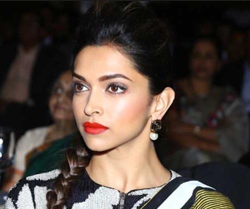 Deepika padukone lipstick shades red