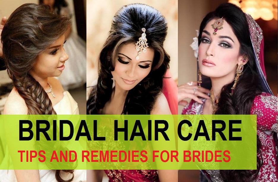 Indian bridal hair care tips and bridal hair care