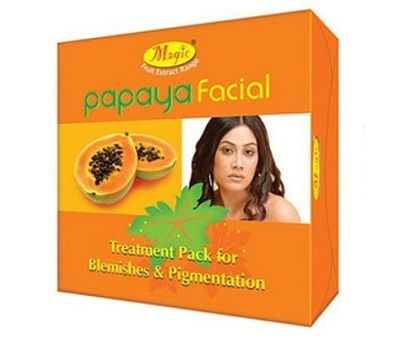 facial kit for oily skin nature's essence