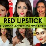 6 Bollywood Actresses in Red Lipsticks: Take Inspiration