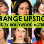 6 Top Bollywood Actresses in Orange Lipstick
