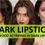 7 Beautiful Bollywood Actresses in Dark Lipsticks