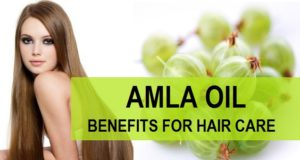Benefits of Amla oil (Indian Gooseberry) for Hair