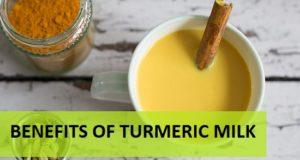 Benefits Of Drinking Turmeric Milk