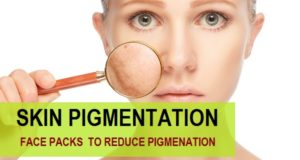 Face Packs to reduce skin pigmentation on Face and Body