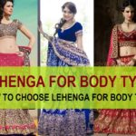 How to Choose Lehenga to Suit Your Body Type