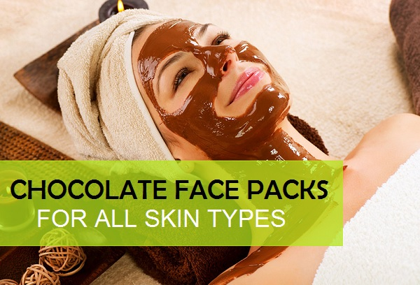 chocolate face packs for all skin types