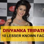 10 Lesser Known Facts about Divyanka Tripathi Aka Ishita Bhalla