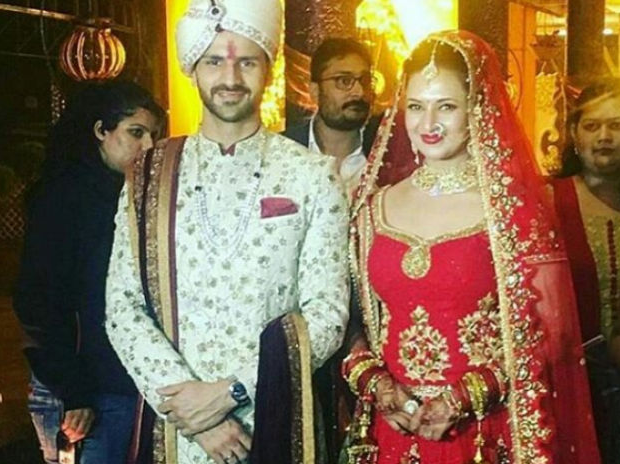 divyanka tripathi vivek dhaiya wedding pictures2