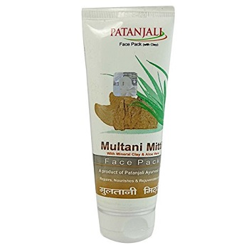 pack 5 Best Patanjali Products for Oily Skin, Combination Skin with Price in India: