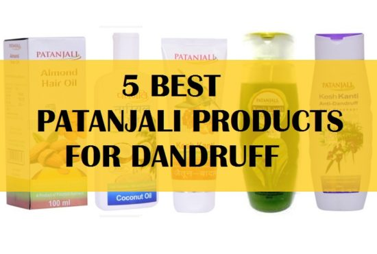 best patanjali products for dandruff