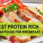 8 Best Protein Rich Indian Foods for Breakfast