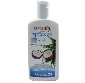 5 Best Patanjali Products for Dandruff Itchy Scalp coconut oil