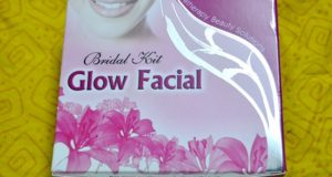 Nature's Essence Bridal Glow Facial Kit Review