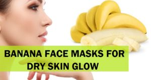 banana face masks for dry skin