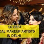 10 Best Indian Hair and Makeup Artist in Delhi
