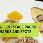 6 Gram Flour Face Pack to Treat Pimple Marks and Dark Spots