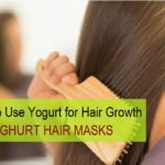 How to use Yoghurt for Hair Growth: Curd (Dahi) Hair Masks