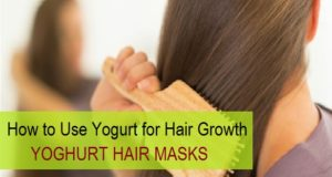 How to use Yoghurt for Hair Growth Curd Dahi Hair Masks 22