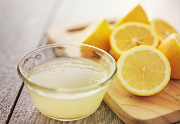 Lemon Face scrub for oily skin