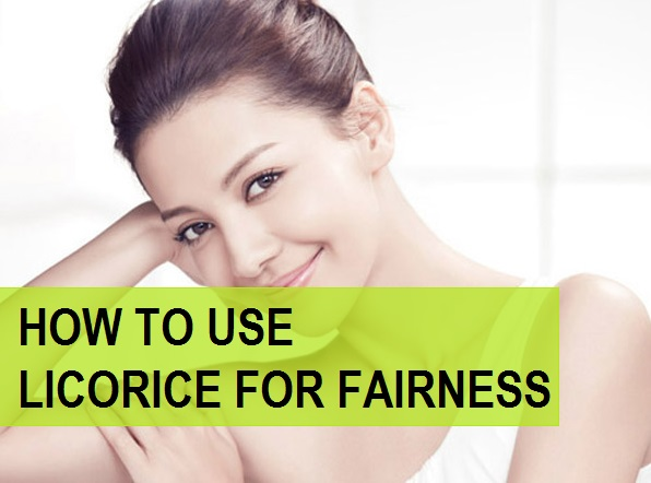 Licorice for fairness