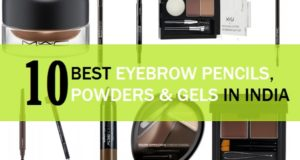 10 Best Eyebrow Pencil, Powders and Kits in India