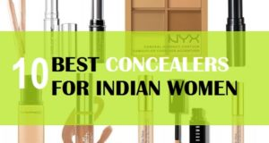 10 Best concealers for Indian women