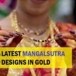 11 Latest Mangalsutra Designs in Gold for Women
