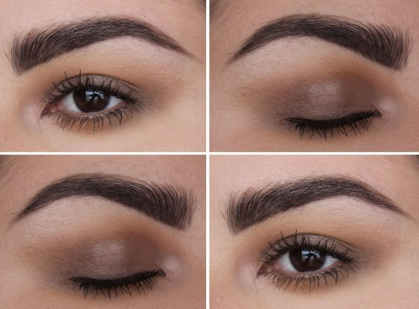 taupe eye shadow color